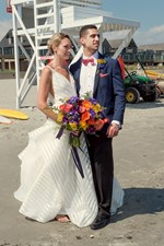 Newport RI Styled Shoot published on BeachBride.com