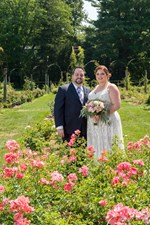 Summer Wedding at the Pond House in West Hartford, CT