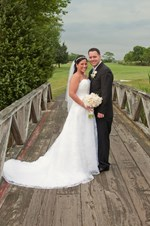 June Wedding at Quidnessett Country Club