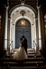 A Timeless Wedding at the Providence Public Library