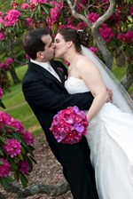 Spring Wedding at the Crowne Plaza in Warwick, RI